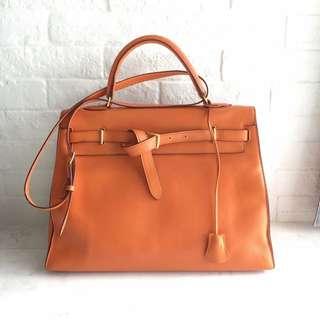 Hermes Kelly Flat Handbag