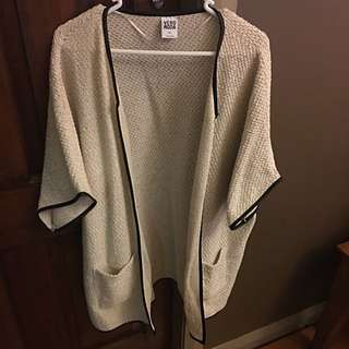 Vero Moda Loose Sweat Cardigan
