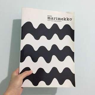 「marimekko」芬蘭品牌 雜誌 罌粟花