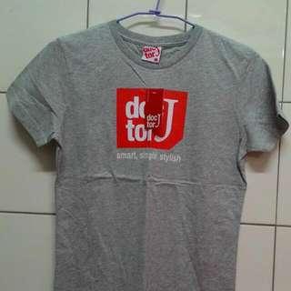 「降價!」全新!doctor J 女 短t size:灰L