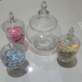 Multi-use Jars