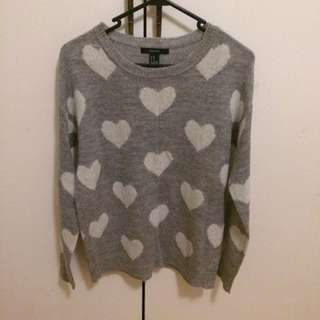 Love Heart Sweater