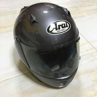 Authentic Arai Bike Helmet