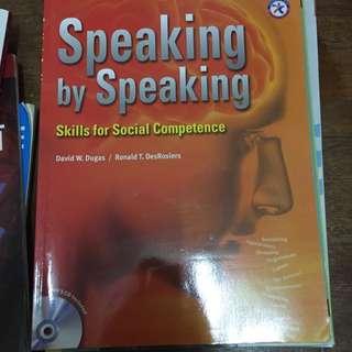 Speaking By Speaking