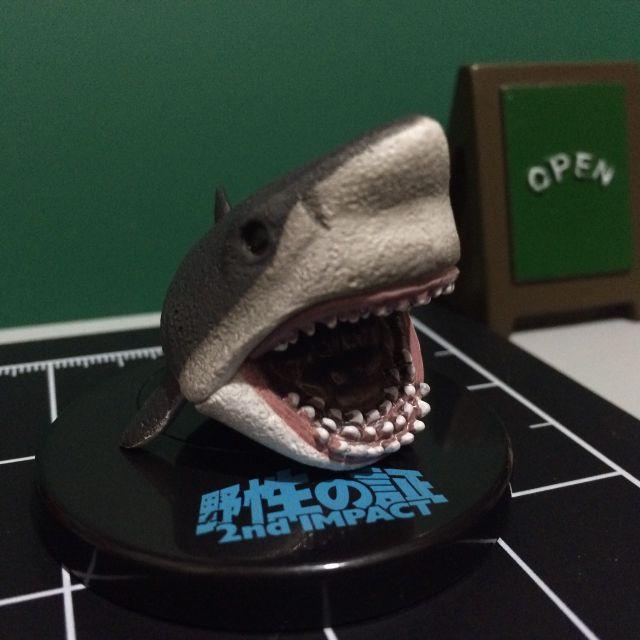 暫售-野性的証-2代-鯊魚