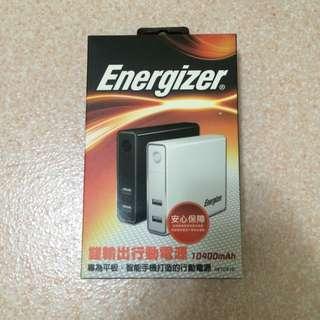 勁量ENERGIZER UE10410 雙輸出行動電源 10400mAh