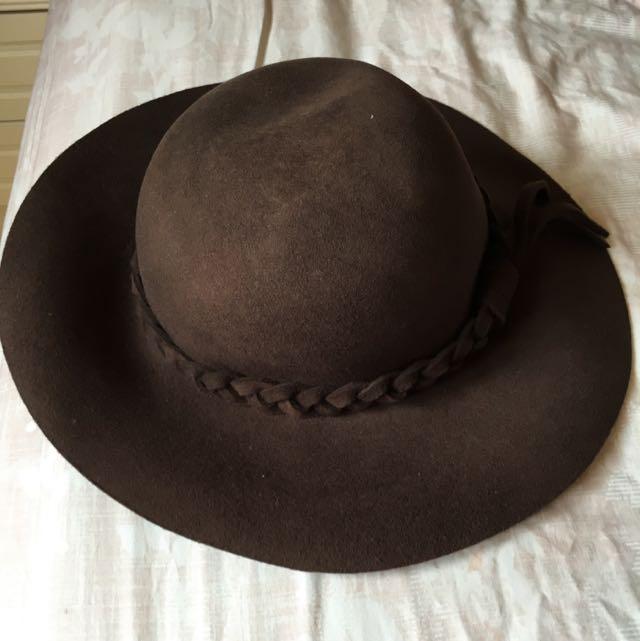 時尚單品 大圓帽