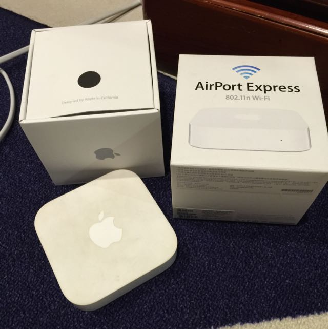 Apple Airport Express 隨便賣⋯