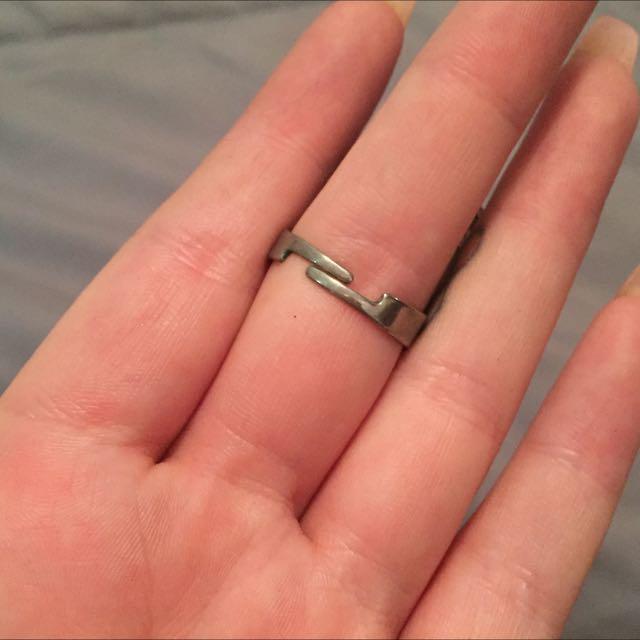 Chunky Ring
