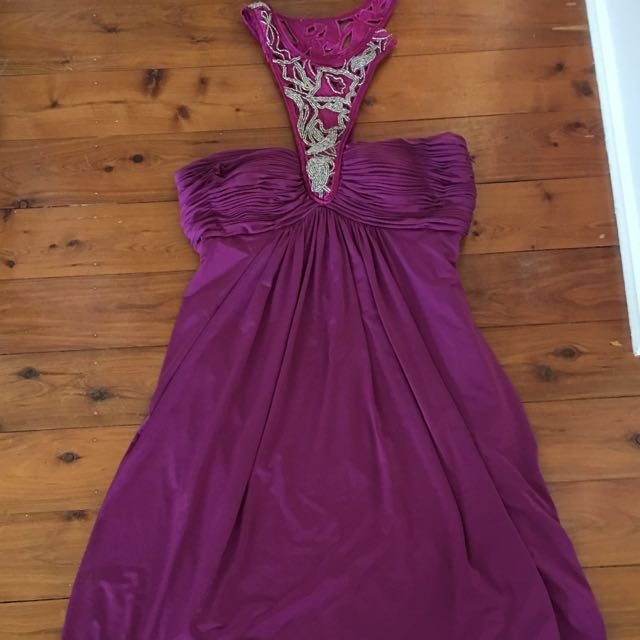 Cocktail Formal Designer Dress