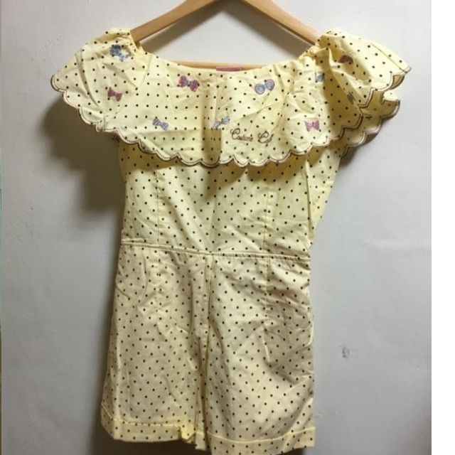 《轉賣》Doris福袋拆售 甜美連身短褲