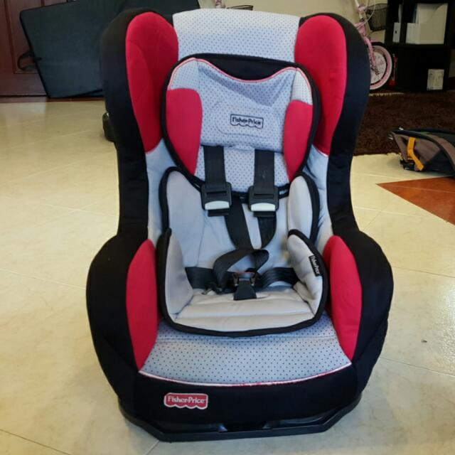 Fisher Price Car Seat For Kids Babies On Carousell