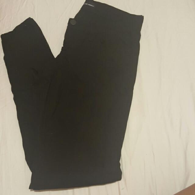Flying Monkey Brand Black Skinny Jeans