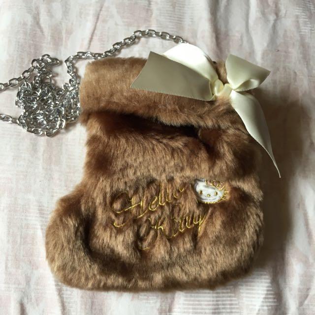 Hello Kitty手機袋(全新)