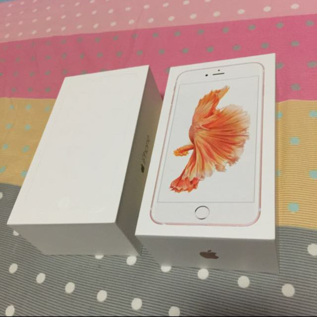 iPhone 6/6S Plus Box