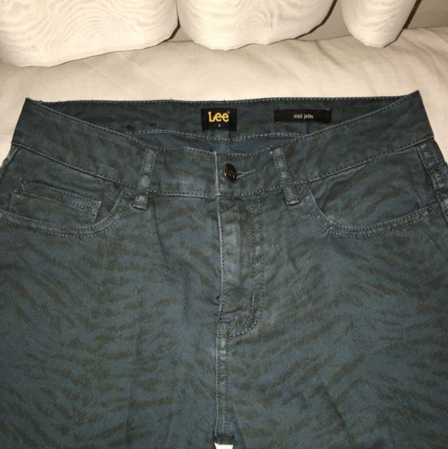LEE - Mid Jetts Jeans