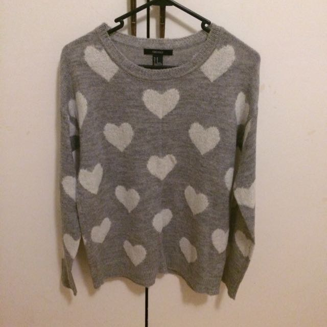 Love Heart Sweater