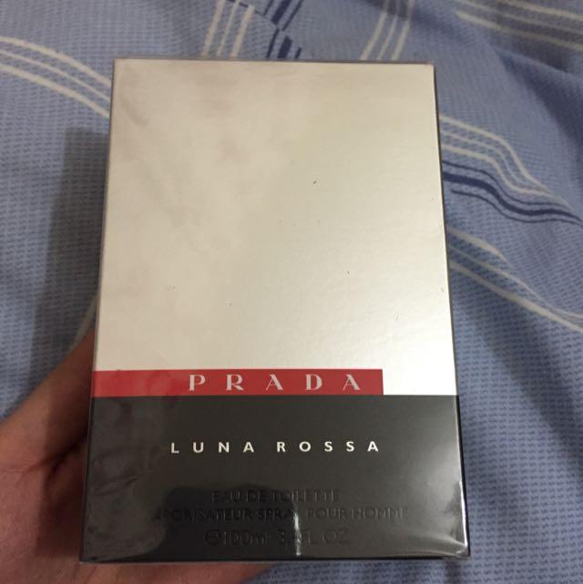 Luna Rossa卓越男性淡香水
