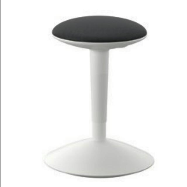 Delicieux Used NILSERIK   Ikea Office Stool Self Collection @ Chestnut Avenue,  Furniture On Carousell