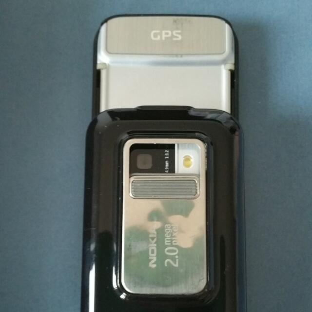 Nokia 6110 Navigator Slider Phone