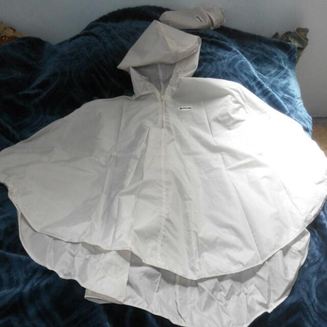 Outdoor斗篷雨衣