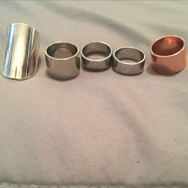 Pack Of Rings