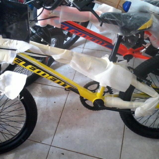 Sepeda Bmx Element