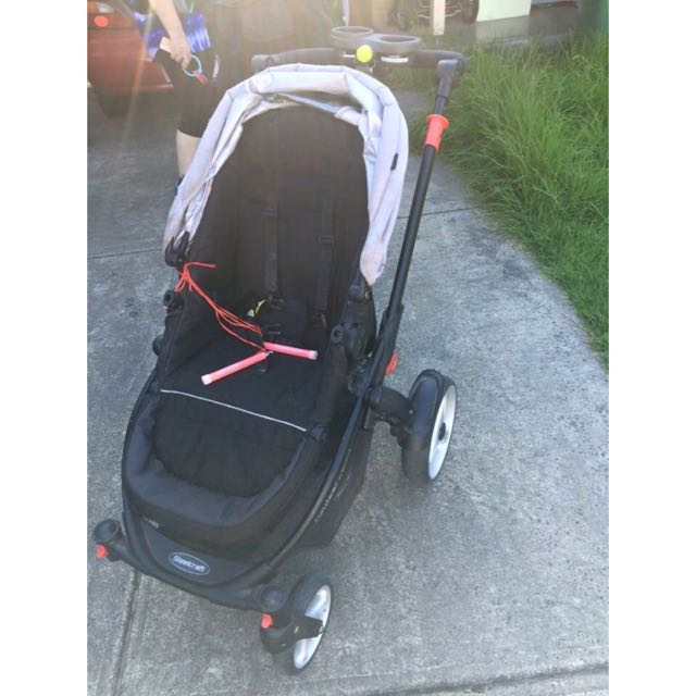 Steelcraft Cruiser Pram
