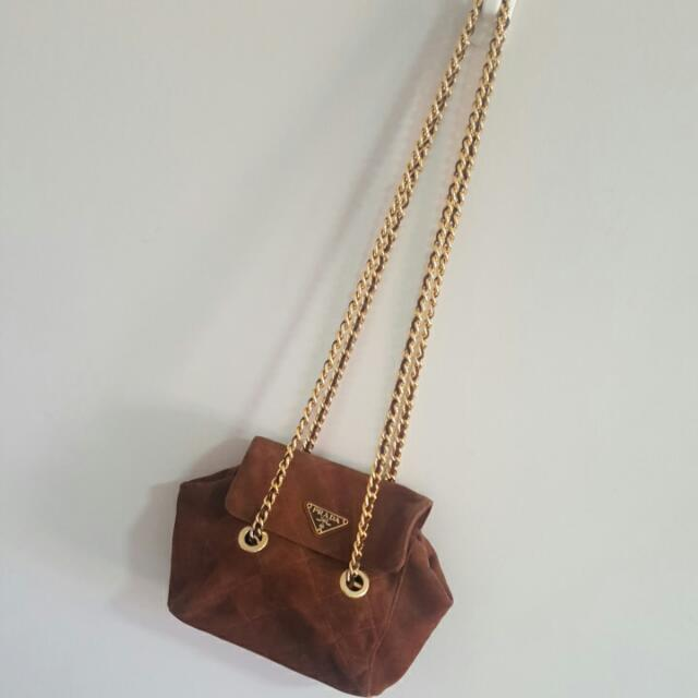 《PENDING》Vintage Prada Bag