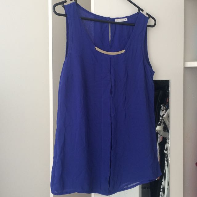 Work Top - Size 8