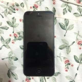 (保留)IPhone5黑 32g