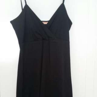 Alannah Hill Black Slip