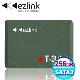 (๑•́ ₃ •̀๑)全新EZLink T34 256G SSD高速硬碟