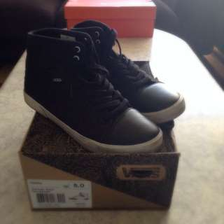Used Vans Shoes Size5