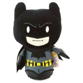 LIMITED edition Batman Hallmark Itty Bitty Bittys