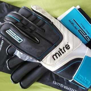 Goalkeeper Gloves Mitre Anza Pro Roll