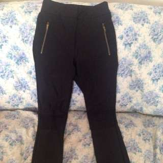 Black Forecast Pants