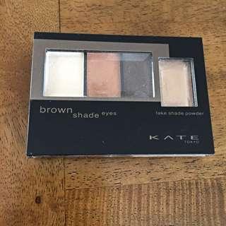 Kate Eyeshadow Palette BR-6