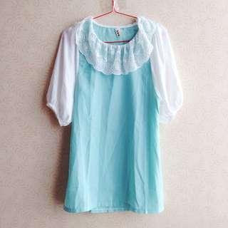 NEW! Peppermint Dress