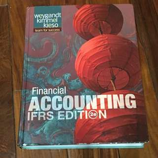 ‼️8成新‼️ 基礎會計Financial Accounting