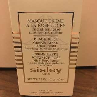 Sisley黑玫瑰頂級乳霜抗老面膜