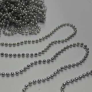 Pearl Strings - Silver 4MM