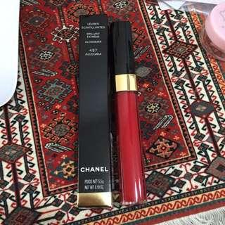 Chanel 晶亮唇蜜 #457