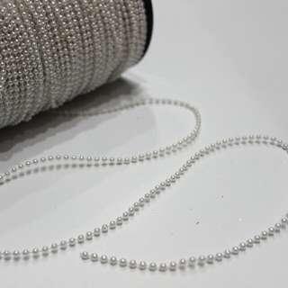 Pearl Strings - White 3MM