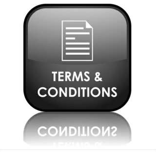 Terms & Conditions T&C