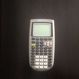 TI-84 Plus Pocket SE Graphics Calculator (Full Set)