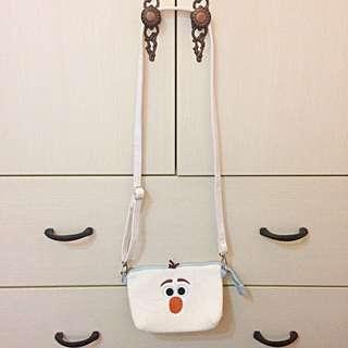 可愛雪寶⛄️斜背包