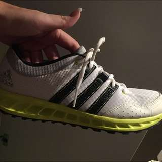 Adidas Runners Worn Once