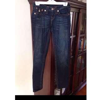 True Religion Denim Jeans Size 26