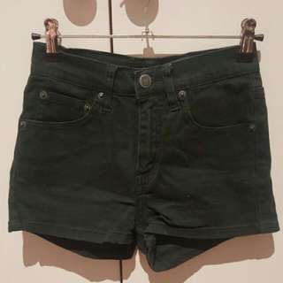 Ziggy Shorts Size 6